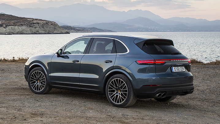 Recommended 2019 Porsche Cayenne S Awd Lease 1154 Mo