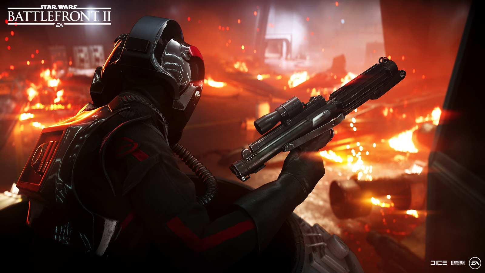 EA patches 'Star Wars Battlefront II' to address technical issues