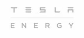 Tesla energy logo