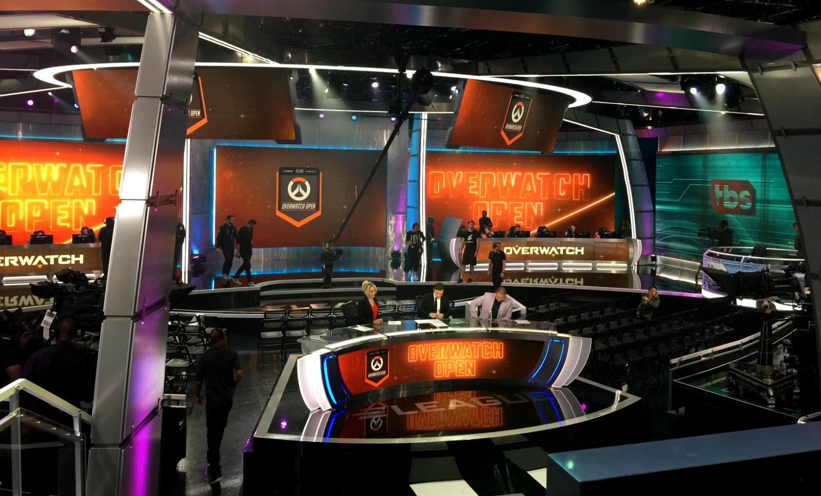 Blizzard launches an 'Overwatch' league for amateurs