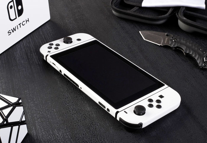 It's now safe to skin your Nintendo Switch