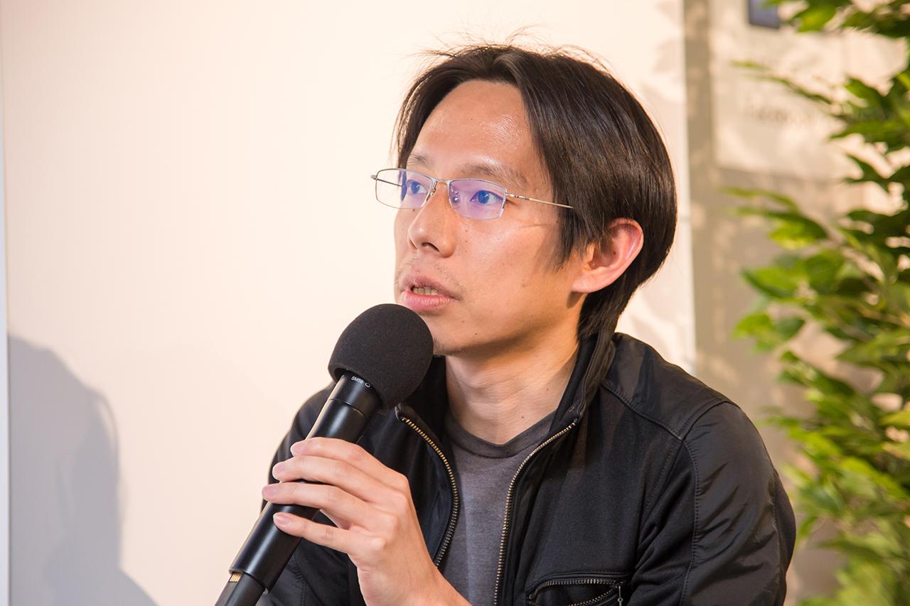 東京大学先端研特任研究員、博士(工学)の松村礼央さん