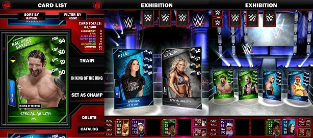 2K launches WWE card game for iOS, Android