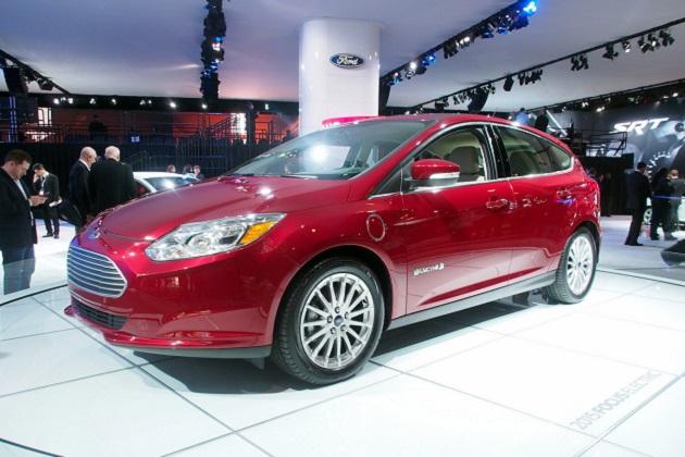 フォード重役、「電気自動車の航続距離は160km程度で十分」と発言