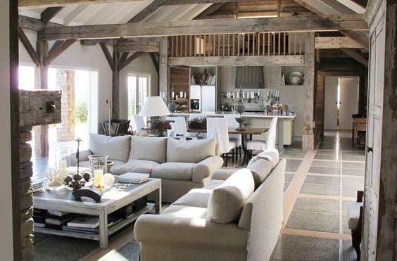 Rustic Barndominiums Let You Live Out Your Country Fantasy AOL Lifestyle