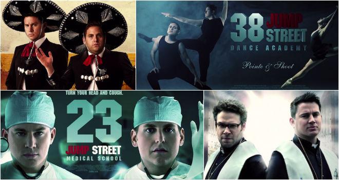 jump street sequels fake