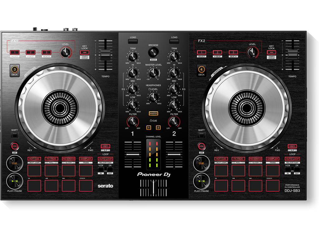 REVIEW: New DJ Controllers From Pioneer and