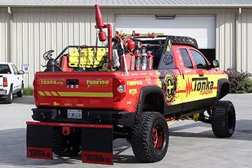 Tonka Tundra Emergency Rescue