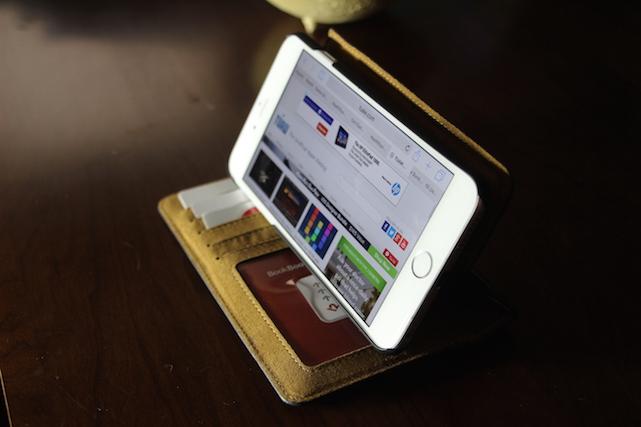 Twelve South BookBook case for iPhone 6 Plus