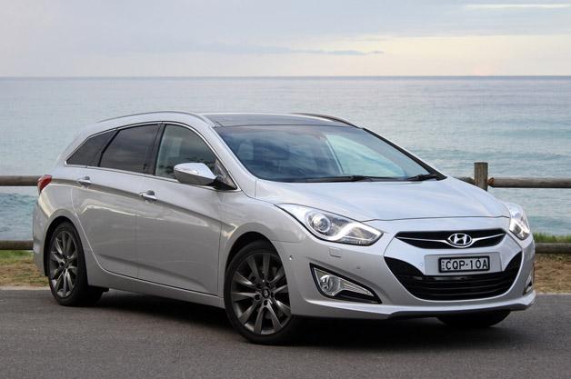 2014 Hyundai i40 Touring / Sonata Wagon