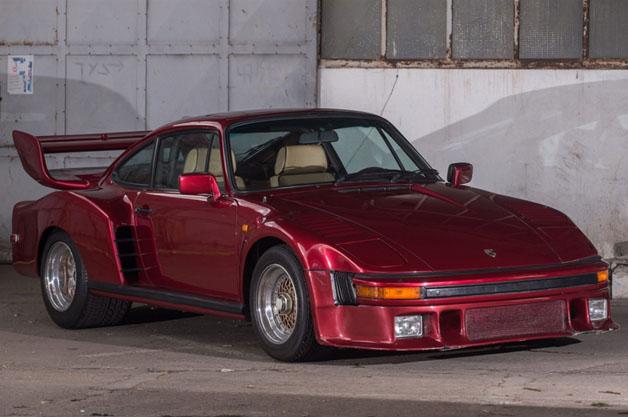オーダー当時の価格は「911ターボ」3台分! ワンオフのポルシェ「935 ストリート」