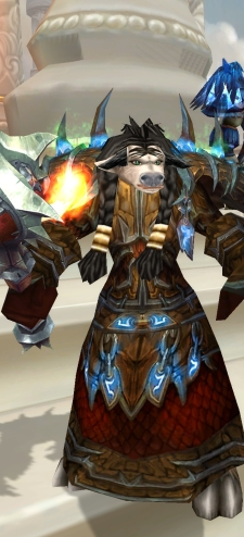 One of the nicknames I have for my wife is still based upon something that happened to her first character, when she was so proud of herself for unlocking bear form on a druid.  That was nine years ago.
