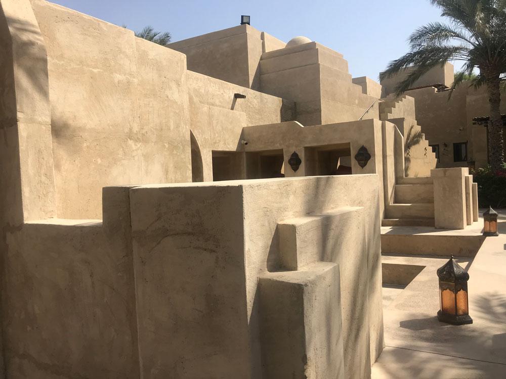 Bab Al Shams Desert Resort &