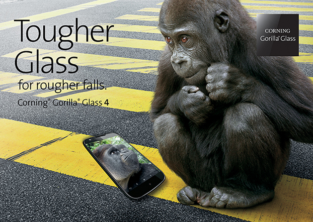 Image result for gorilla glass 4