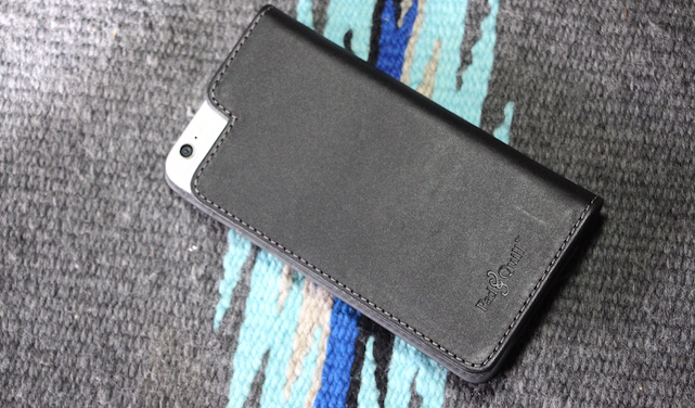 online retailer 30574 0316d Pad & Quill's Bella Fino wallet case for iPhone 6 Plus