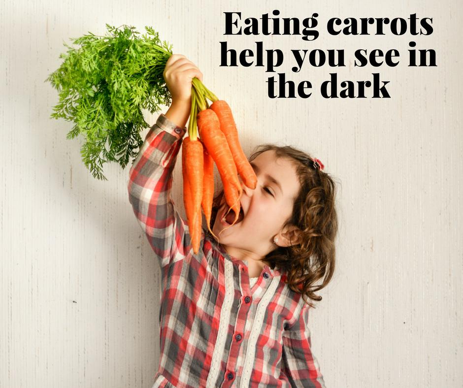 8 Bizarre Childhood Food Myths (That You Still Kinda