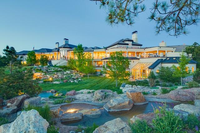 exterior serenity ridge house