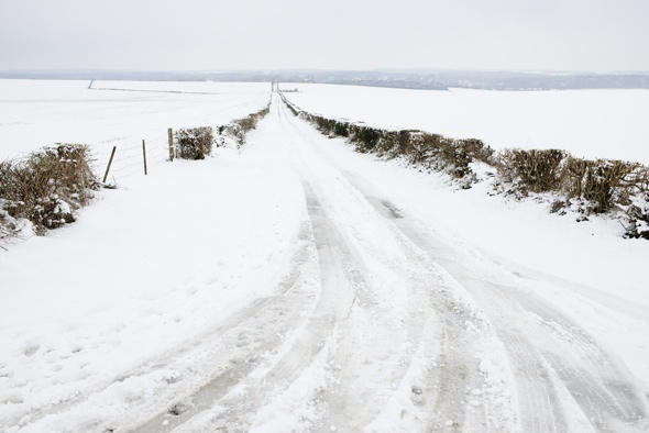 First snow of winter set to fall in Britain next week