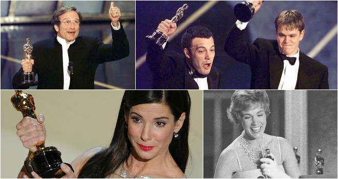 best oscar speech one-liners