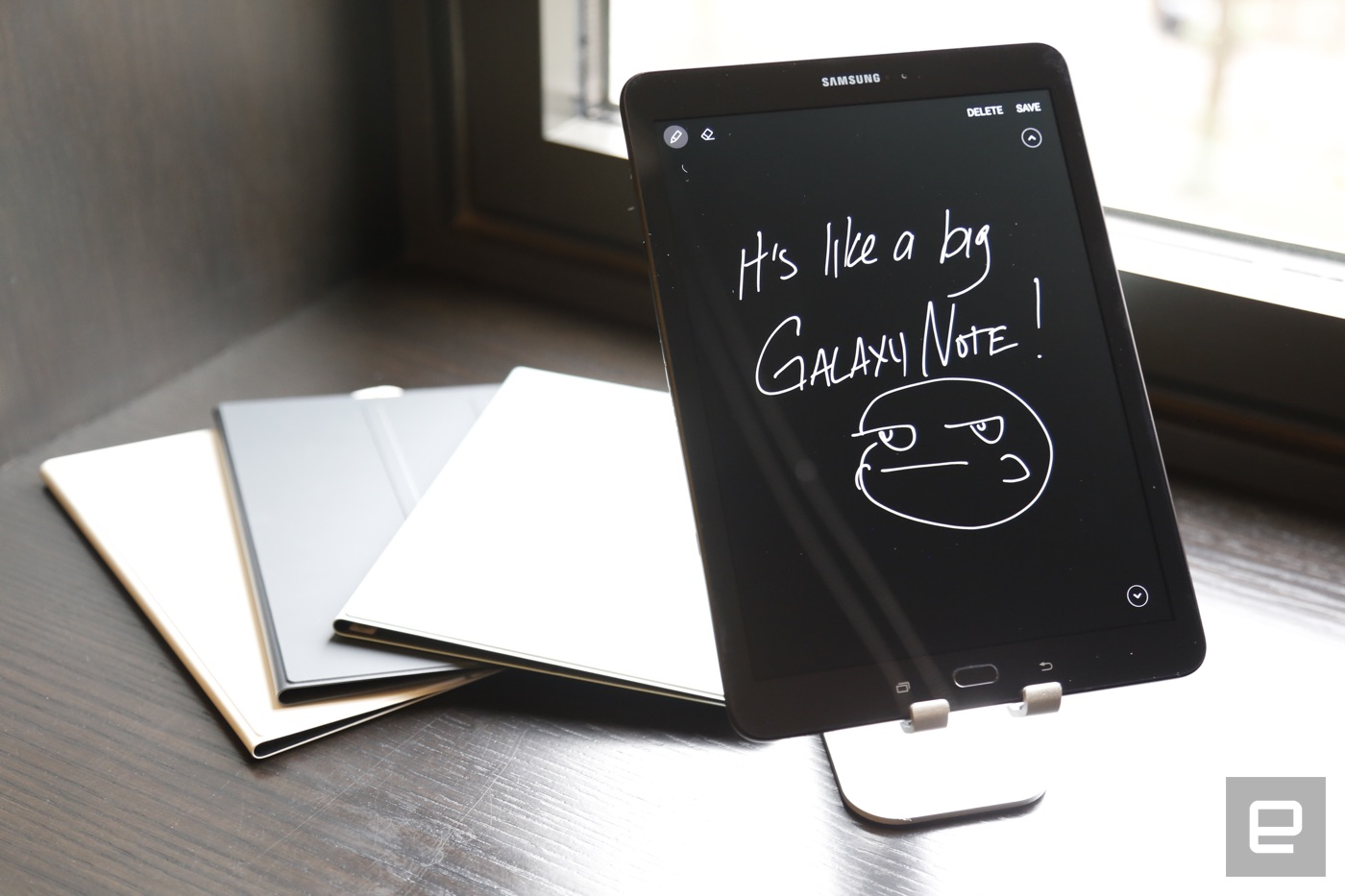 Samsung S Galaxy Tab S3 Is Basically Another Note Tablet