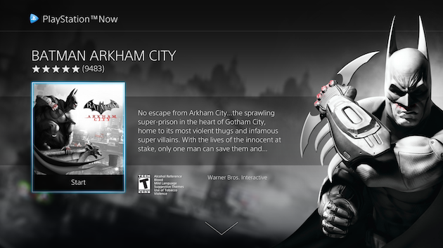 batman arkham city application load error