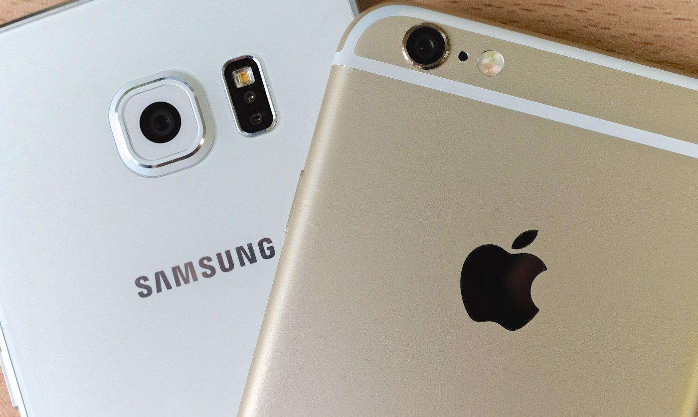 samsung and apple mobile Apple has long been dominant when it comes to the iphone's ability to monetize mobile games at higher rates than rival smartphones but mobile analytics and marketing platform deltadna has.