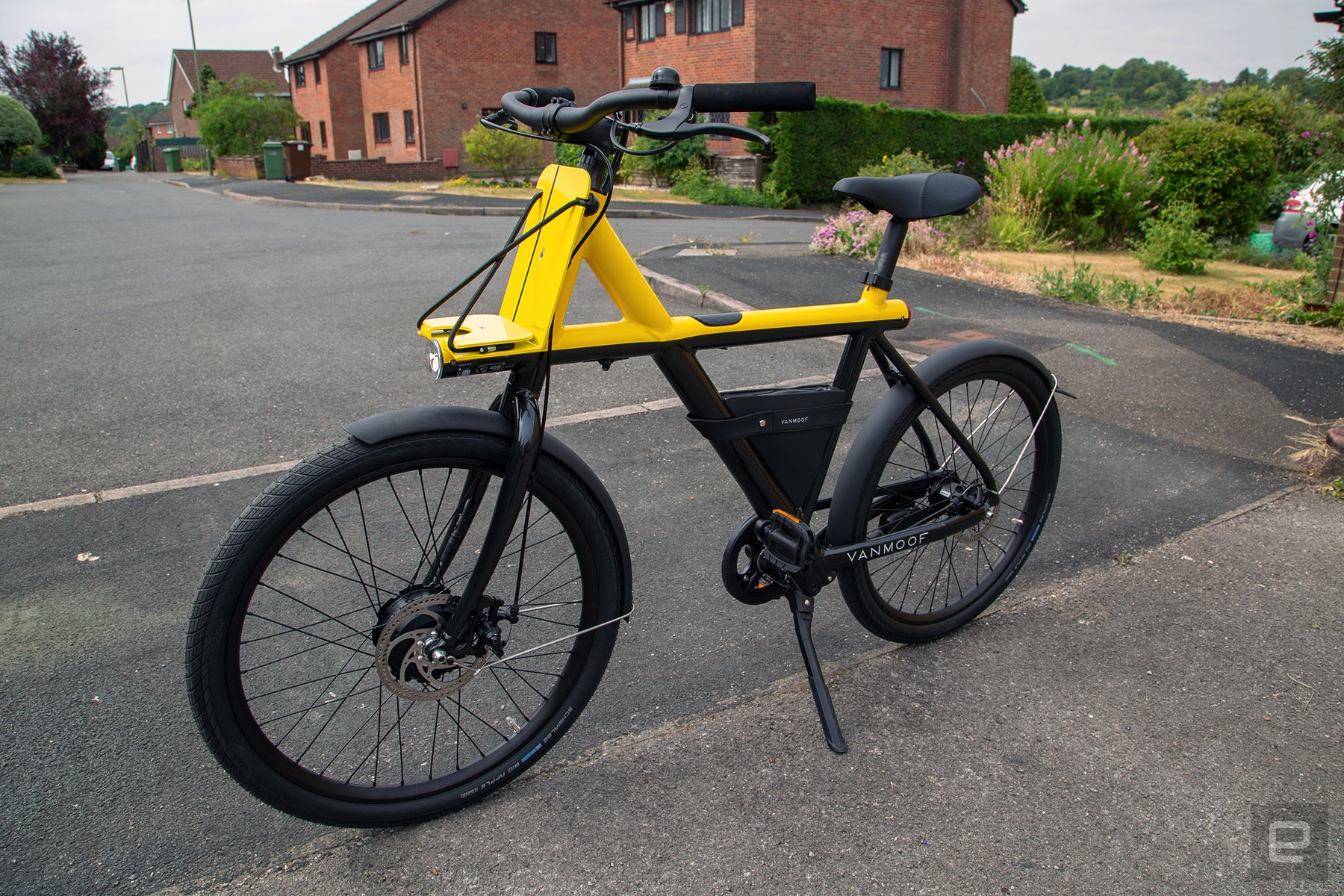 VanMoof's Electrified X cured my fear of bike thieves