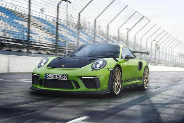 ポルシェの市販車で史上最強の自然吸気エンジンを搭載した新型「911 GT3 RS」が登場!