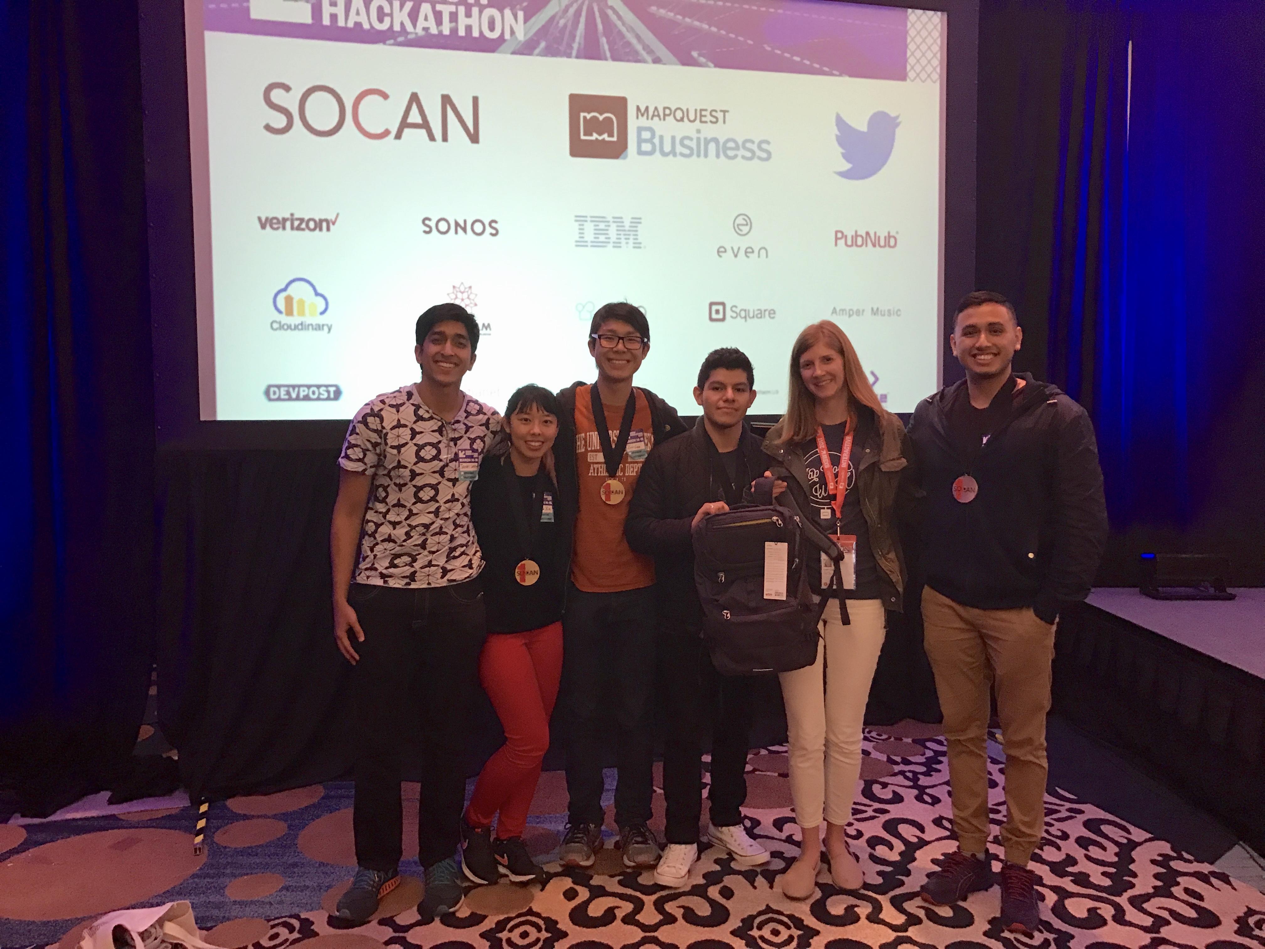 SXSW Hackathon