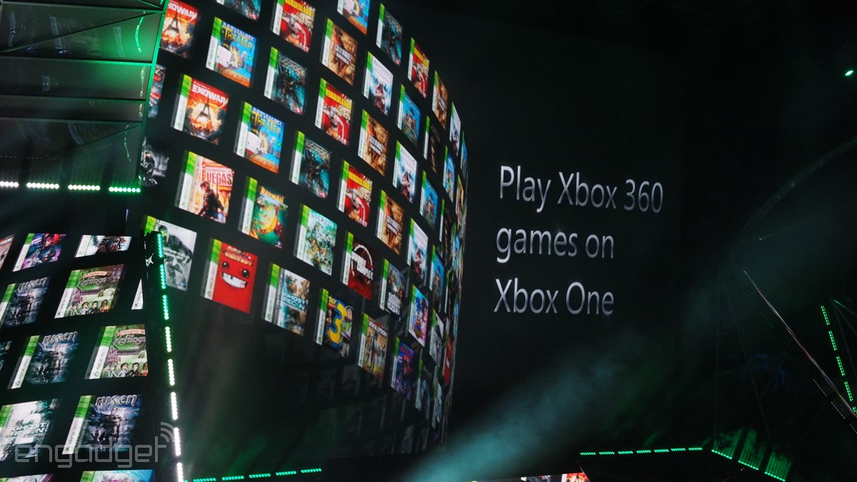 Here are the first Xbox 360 games that will work on Xbox One