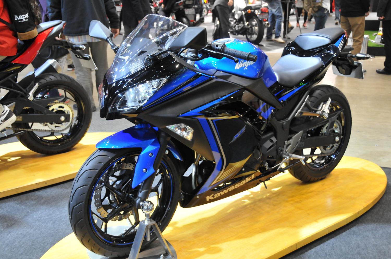 TOKYO MOTORCYCLE SHOW 2015 KAWASAKI