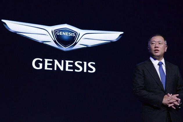 ヒュンダイ、高級ブランド「ジェネシス」の立ち上げを発表