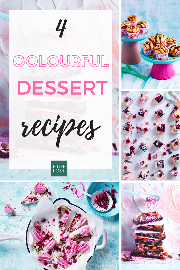 These Magical Desserts Are Almost Too Beautiful To