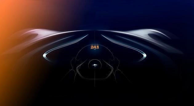 マクラーレンが開発中の新型3人乗りハイパーカー、名称は「マクラーレン GT」に!?