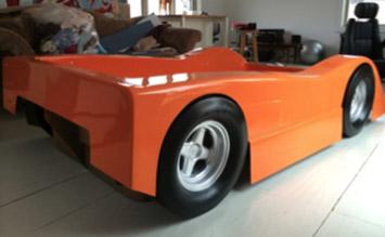 Bruce Meyers Race Car Bed