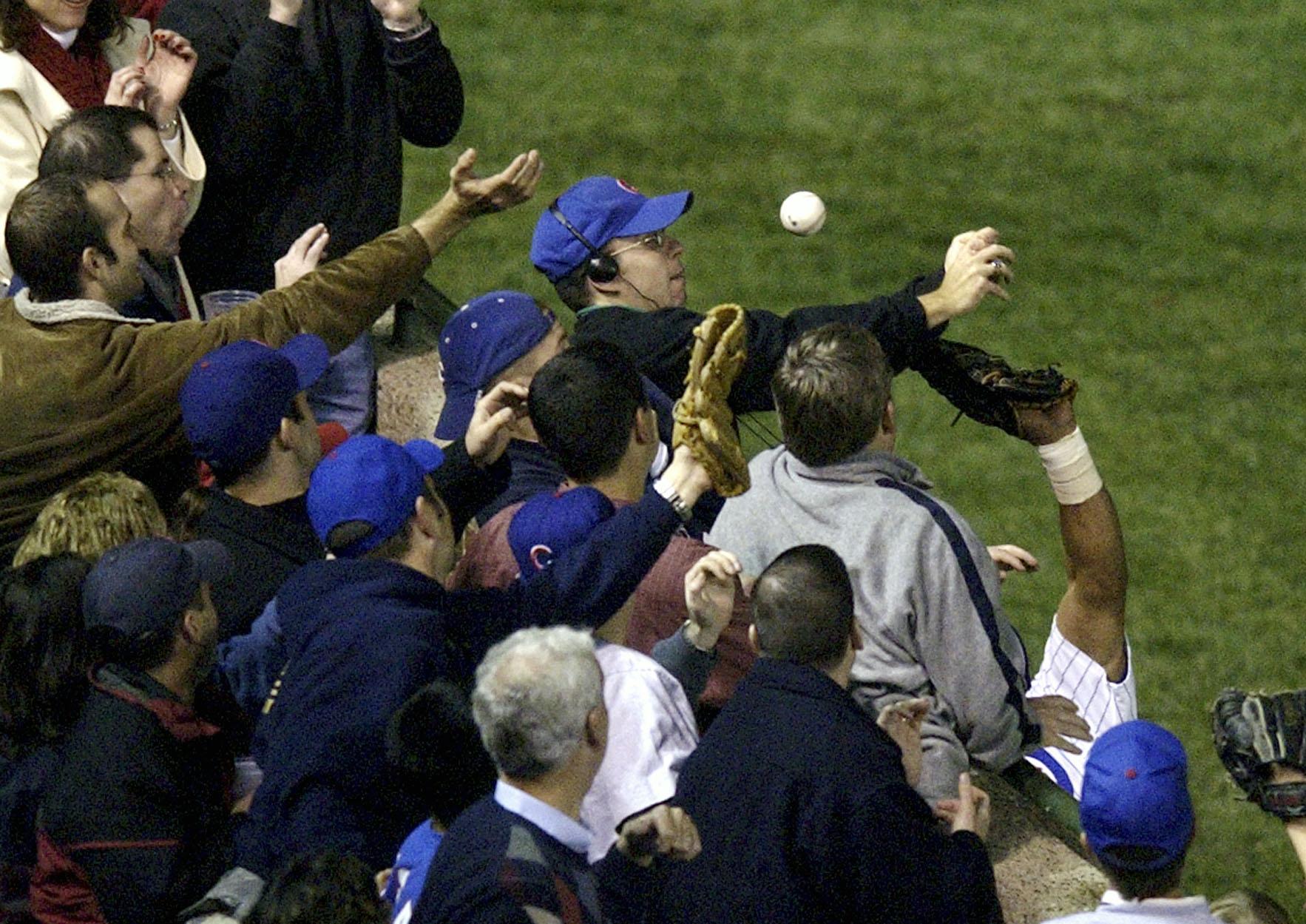 Bartman's Seat Baseball