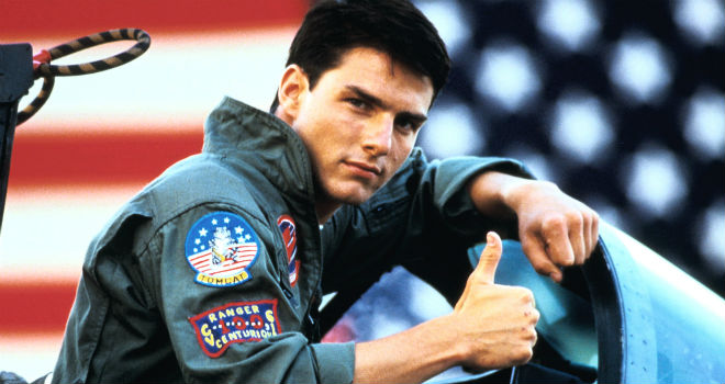 Image result for tom cruise top gun