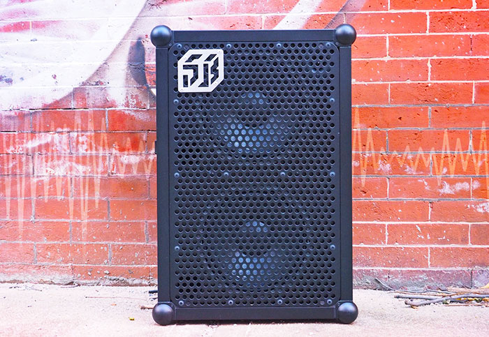 Soundboks 2 is the massive Bluetooth boombox to rule them all