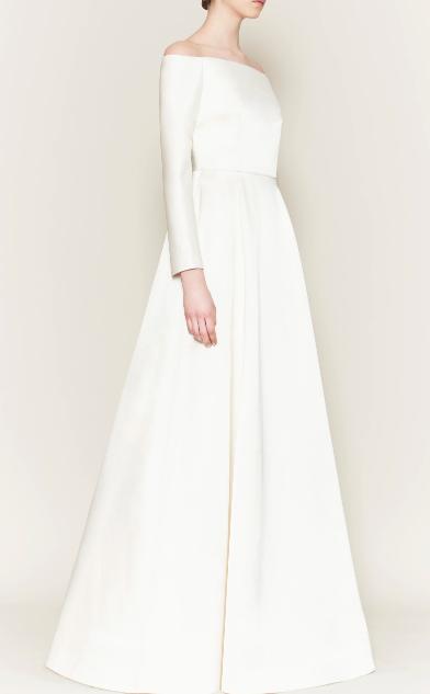 "Emilia Wickstead's ""The Helene"" wedding"