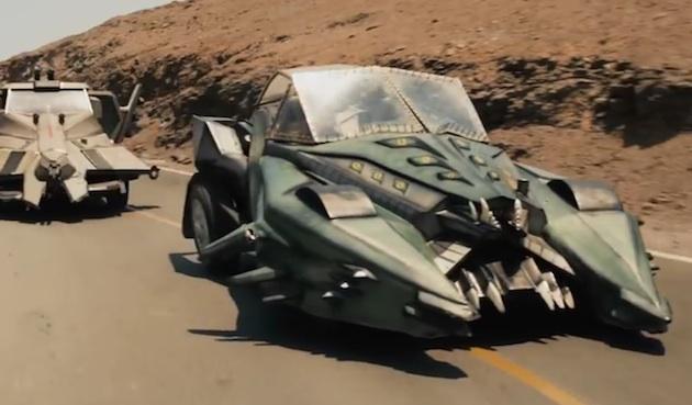 【ビデオ】人を殺しながら米国横断レース! 映画『デス・レース2000年』リメイク版の予告編が公開!