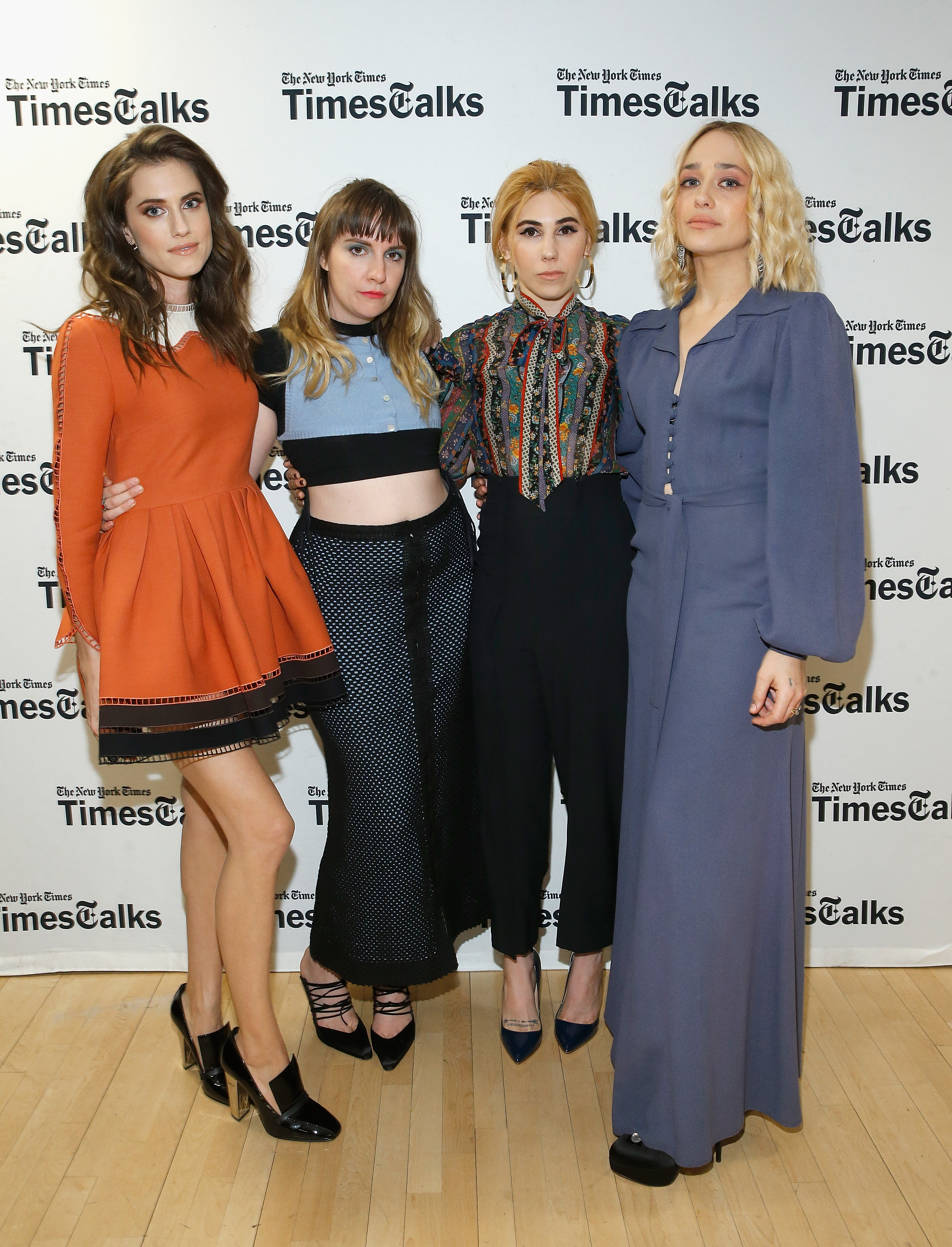 TimesTalks: A Final Farewell To The Cast Of HBO's 'Girls'