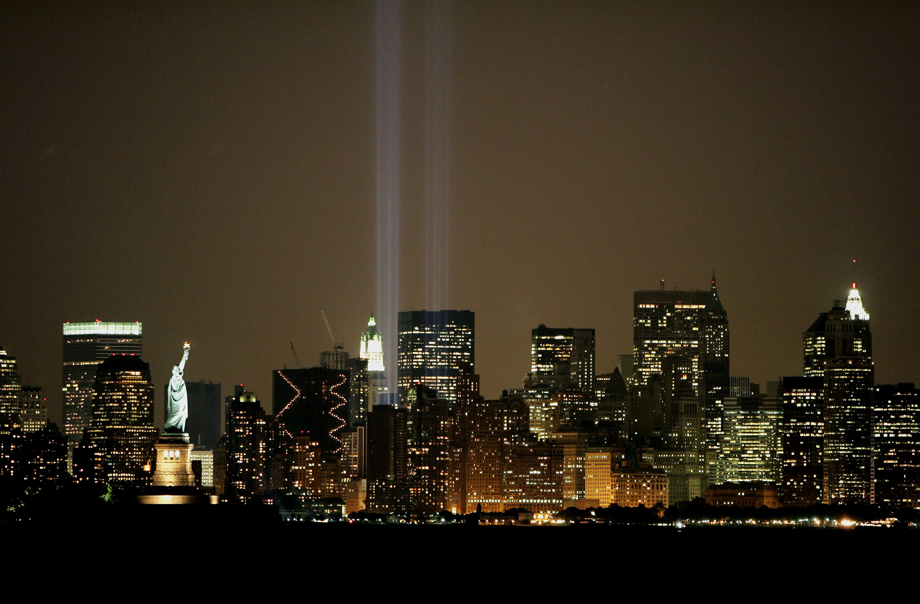 Five Years Later, New York Remembers 9/11 Attacks