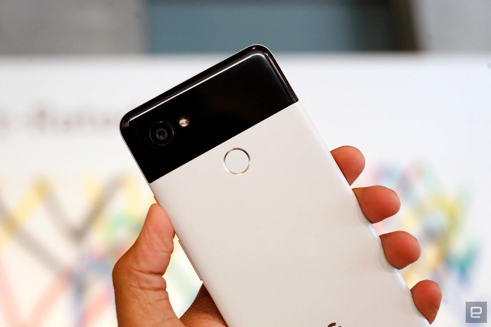 据报谷歌 Pixel 3 XL 将会采用全面屏和刘海设计