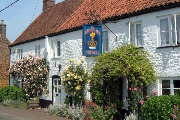 Best pub in Britain named by Good Pub Guide