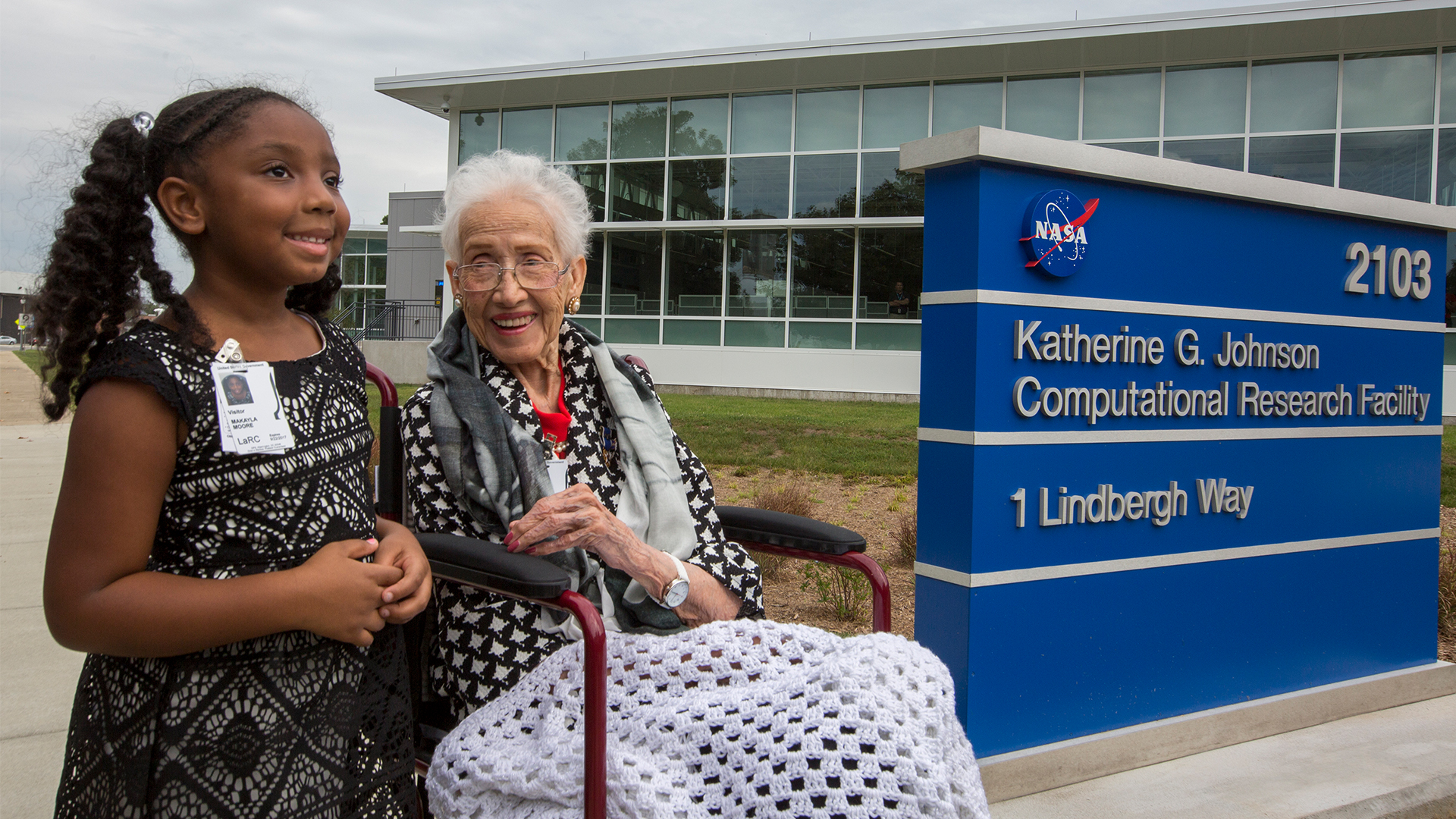 In honor of her contributions to space travel, NASA named a building in Johnson's honor.