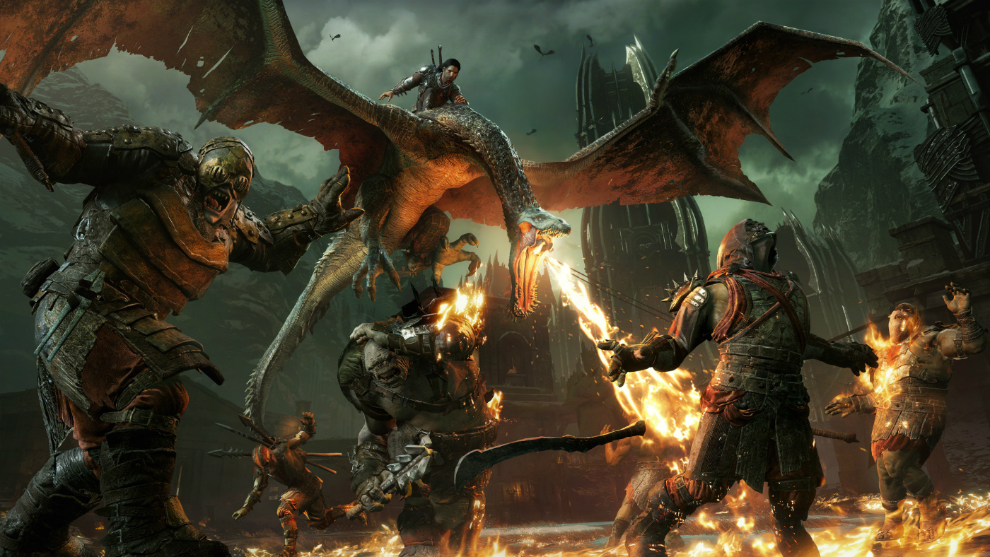 Watch Middle-Earth: Shadow of War's Gameplay Reveal Here!