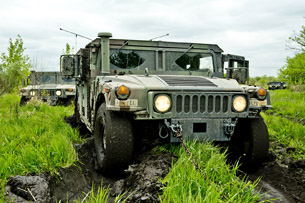 US Army Humvee