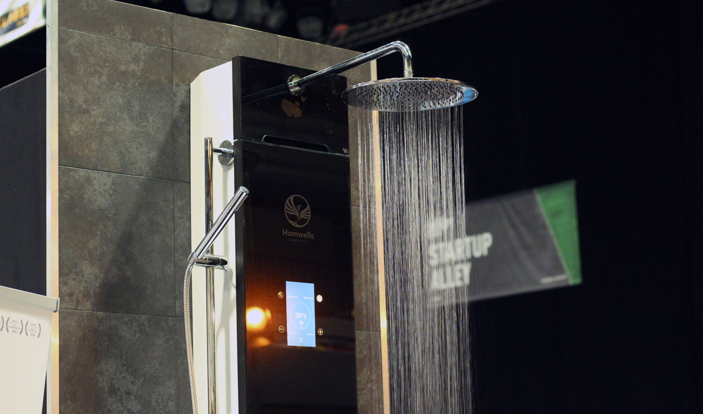 The shower of the future will save the planet, but at a high price