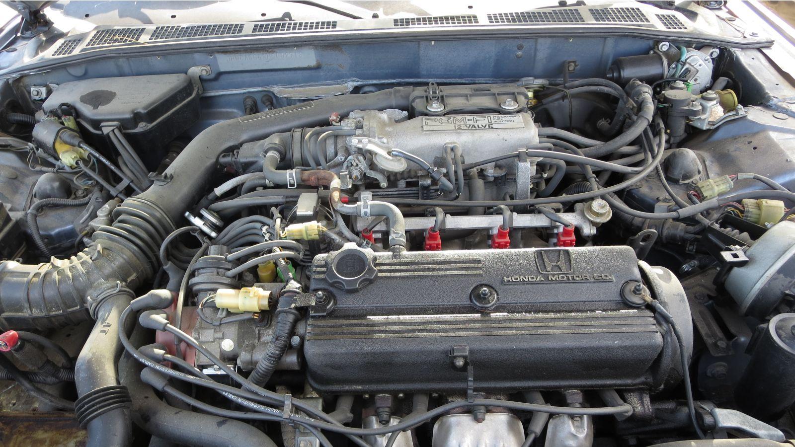 Kelebihan Kekurangan Honda Accord 1987 Top Model Tahun Ini