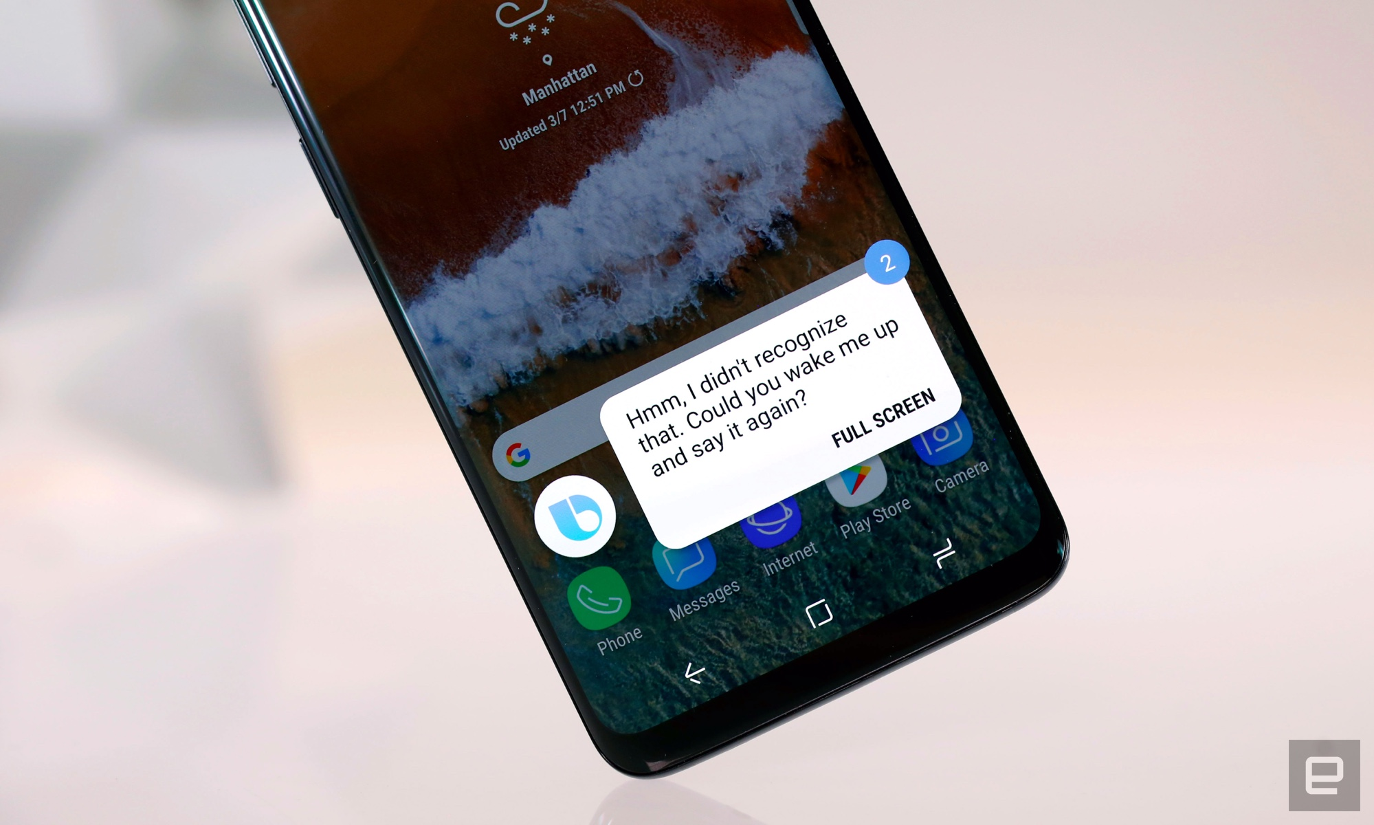 One year later, Bixby is still half-baked
